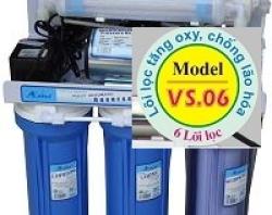 Máy lọc nước tinh khiết R.O AVANA 6 cấp lọc không vỏ tủ