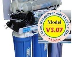 Máy lọc nước tinh khiết R.O AVANA 7 cấp lọc không vỏ tủ