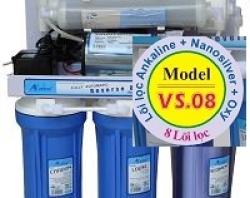 Máy lọc nước tinh khiết R.O AVANA 8 cấp lọc không vỏ tủ