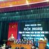 Tổng kết hoạt động thi đua năm 2015 quận Hoàng Mai