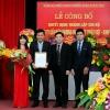 Lễ công bố quyết đinh thành lập chi bộ Đảng của Công ty Việt-Sing