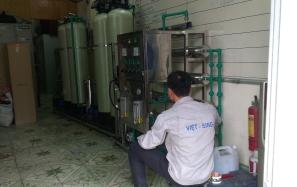 Xưởng Inox sản xuất lắp ráp các Hệ thống xử lý nước